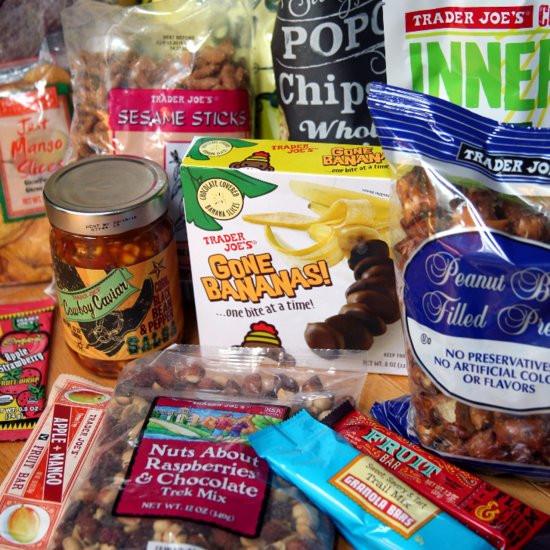 Healthy Snacks At Trader Joes  Lentil Ve able Soup Trader Joe s vs Amy s Kitchen