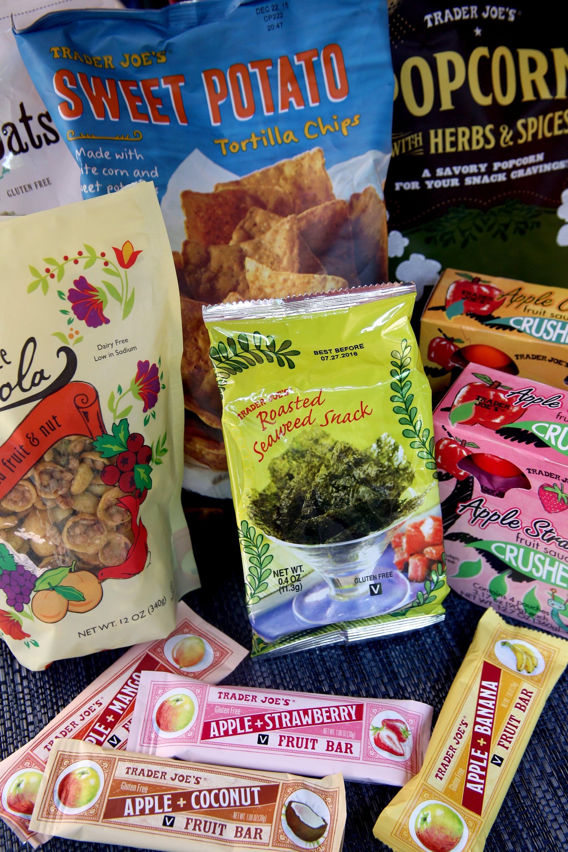 Healthy Snacks At Trader Joes  Gluten Free Snacks From Trader Joe s