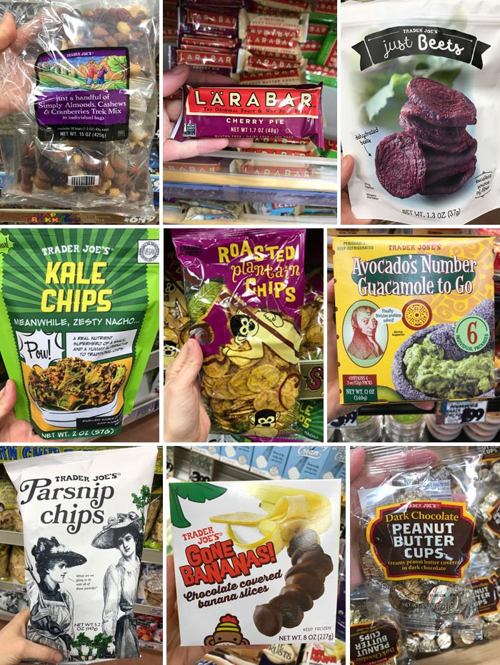 Healthy Snacks At Trader Joes  trader joe s peanut butter cups nutrition