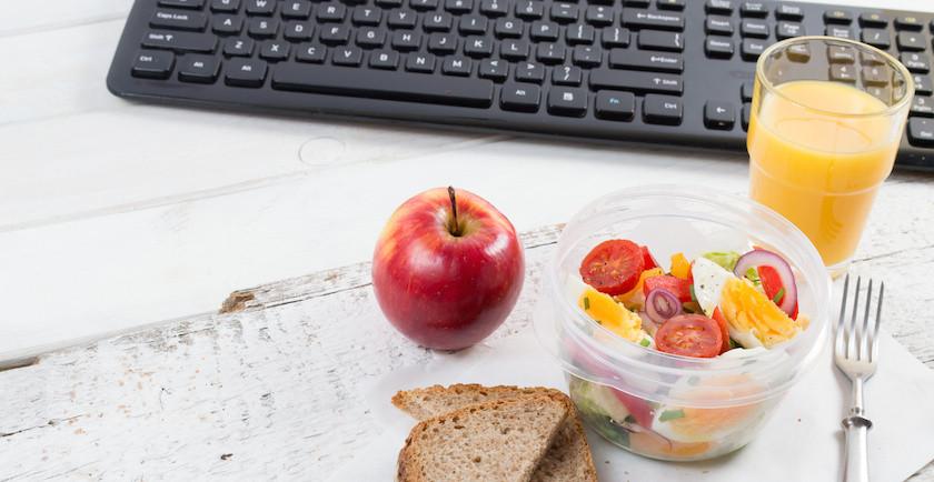 Healthy Snacks At Work  Snacks para levar para o trabalho O meu treino