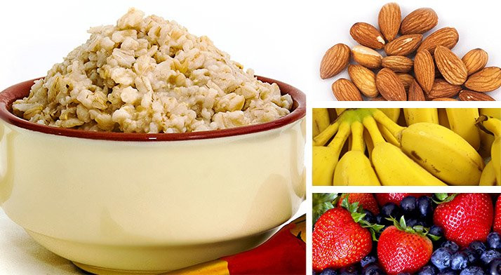 Healthy Snacks Bodybuilding  24 Healthy Breakfasts Fit For Athletes