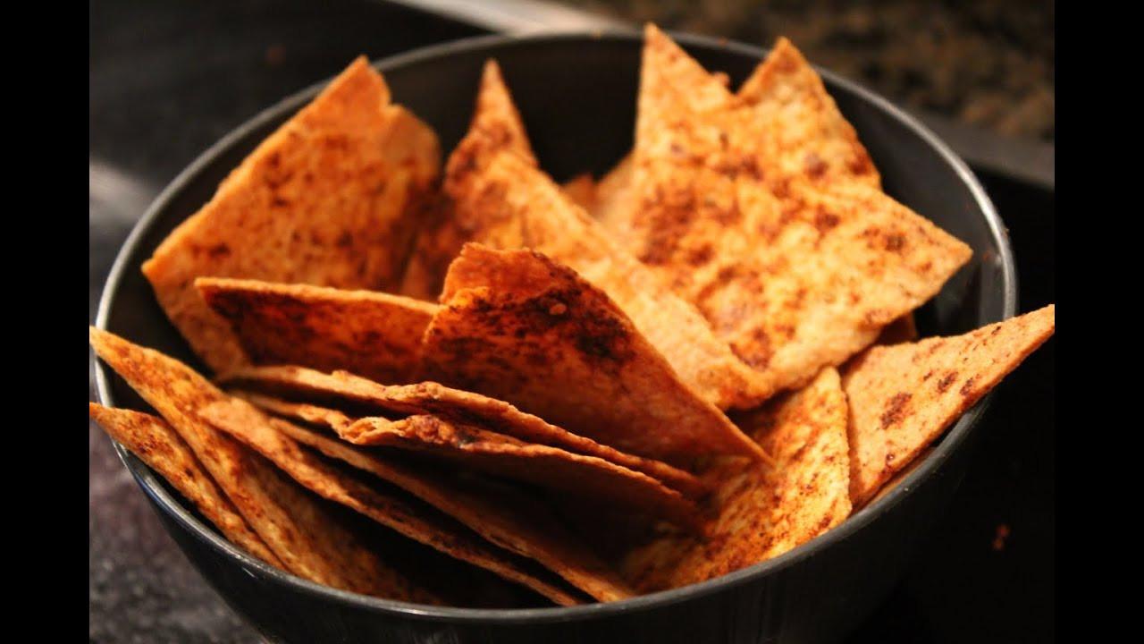 Healthy Snacks Bodybuilding  Easy Bodybuilding Snack Healthy Homemade Tortilla Chips