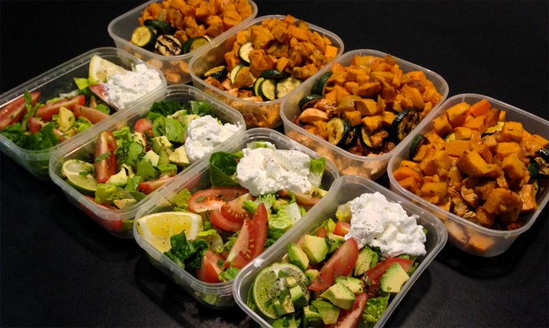 Healthy Snacks Bodybuilding  Meal Prep Helps You Save Time & Stick to a Healthy Diet