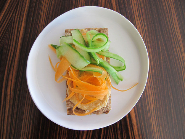 Healthy Snacks Buzzfeed  BuzzFeed Food • 8 delightful healthy snacks to bring to