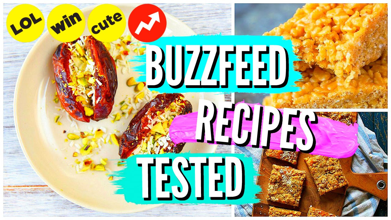 Healthy Snacks Buzzfeed  BUZZFEED FOOD RECIPES TESTED DIY Healthy Snacks For
