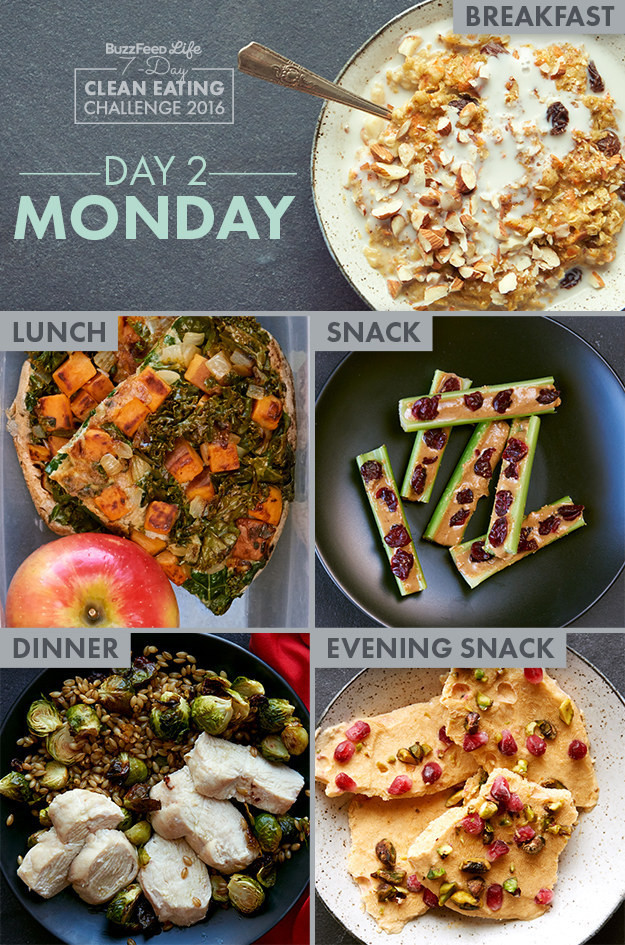 Healthy Snacks Buzzfeed  Challenge yourself in the new year with these healthy