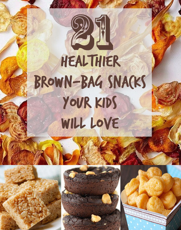 Healthy Snacks Buzzfeed  21 Healthier Snacks Your Kids Will Actually Want To Eat