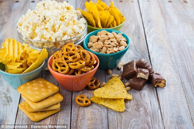 Healthy Snacks By Mail  Even saying snack is bad for your waistline study finds