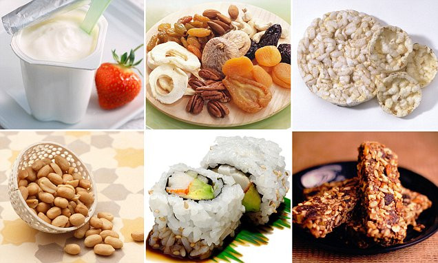 Healthy Snacks By Mail  The healthy snacks that are actually sabotaging your