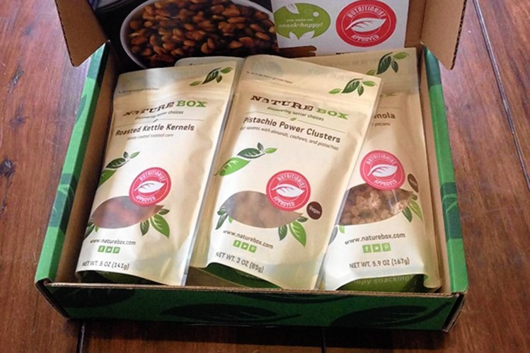 Healthy Snacks By Mail  Healthy Snack Samplers Delivered in the Mail WSJ