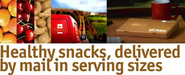 Healthy Snacks By Mail  Mail Order Snacking Graze Simplifies Healthy Eating