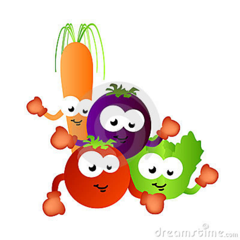 Healthy Snacks Clipart  Healthy Meal Clipart