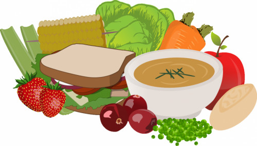 Healthy Snacks Clipart  Healthy Food PNG Transparent Free