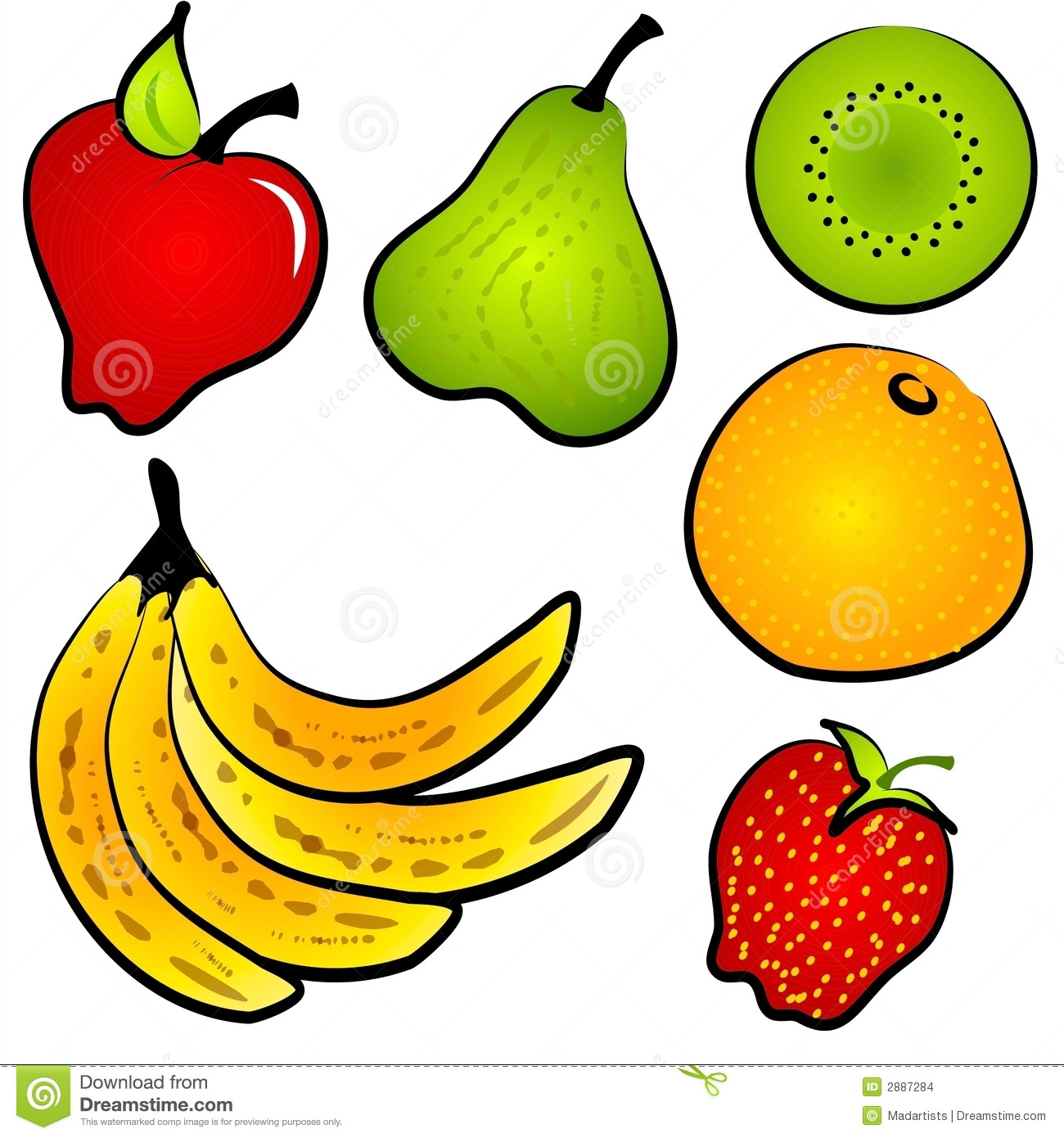 Healthy Snacks Clipart  Healthy Food Clipart – Cliparts