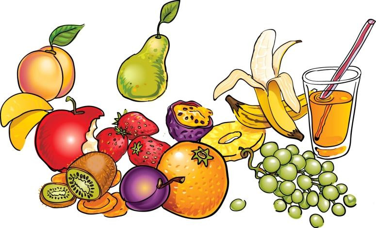 Healthy Snacks Clipart  Healthy Snack Clipart