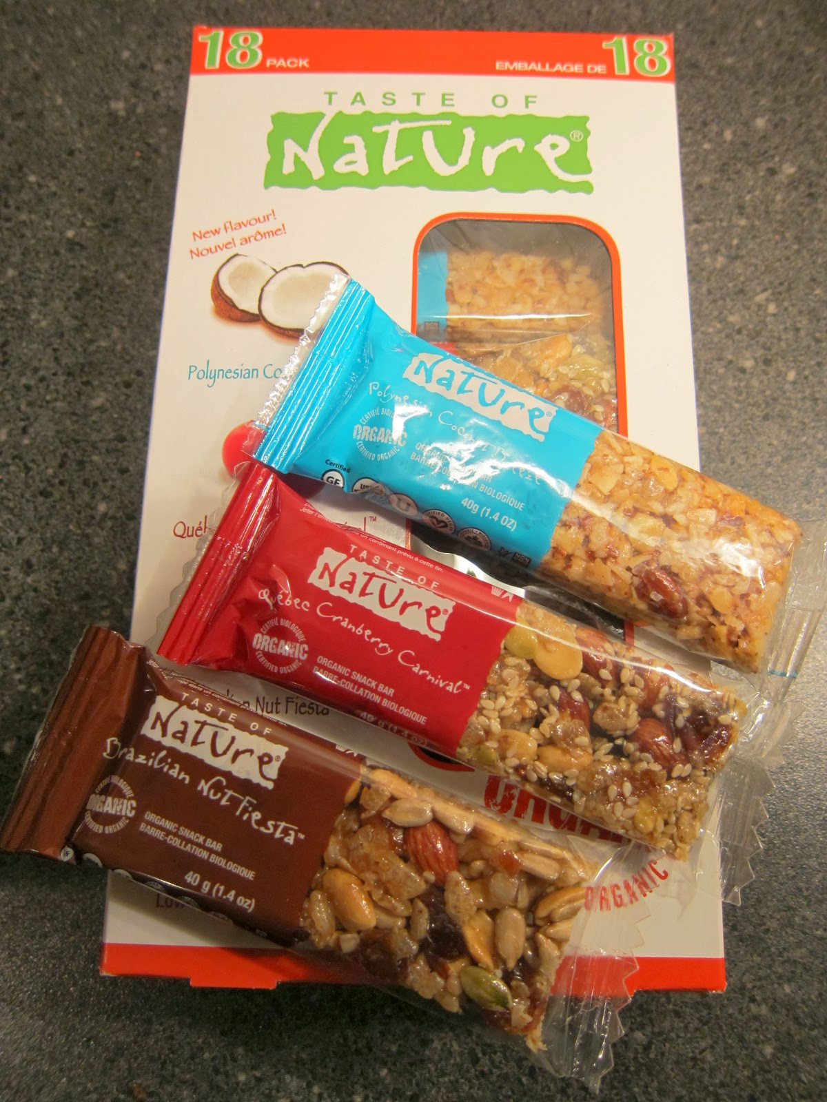 Healthy Snacks Costco  Less Sugar Naturally Can You Save Money Shopping Healthy