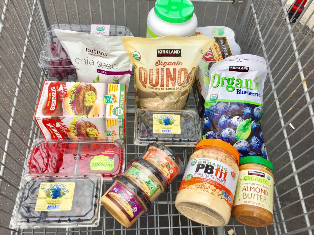 Healthy Snacks Costco  Top 10 Healthy Foods to Buy at Costco Mile High Dreamers