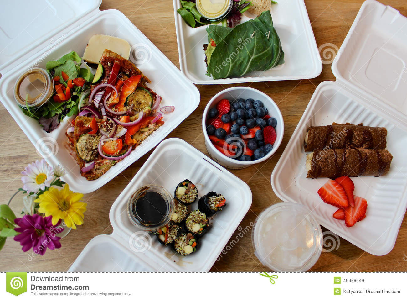Healthy Snacks Delivered  Raw vegan Meal Delivery Service Meals And Snacks For