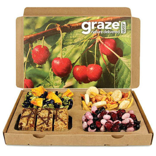 Healthy Snacks Delivered  Healthy Snack Subscription Boxes The Best Snack Delivery