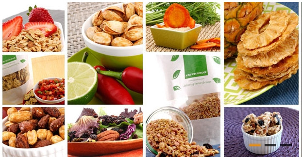 Healthy Snacks Delivered  NatureBox Snacks Coupon Code $9 98 for First Box Delievery