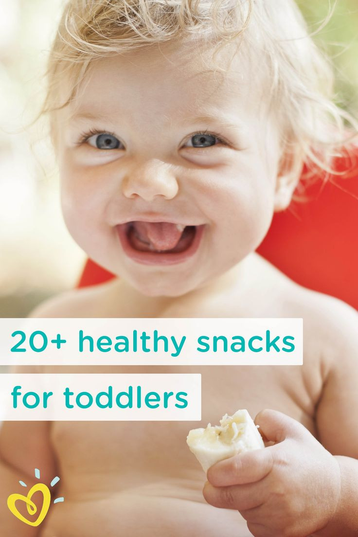 Healthy Snacks For 1 Year Old  Healthy Snack Ideas for Toddlers and Preschoolers