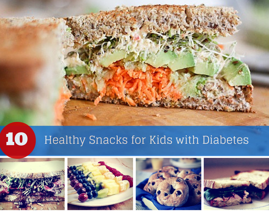 Healthy Snacks For A Diabetic  Top 10 Healthy Snacks for Kids with Diabetes – KidVitamin