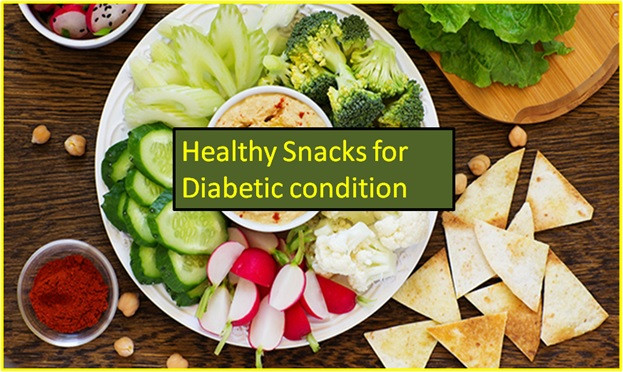 Healthy Snacks For A Diabetic  Snacks for Diabetes HealthyLife