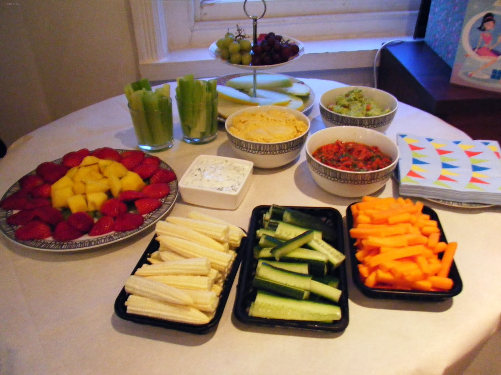 Healthy Snacks For A Party  Healthy Party Foods Ideas & Tips