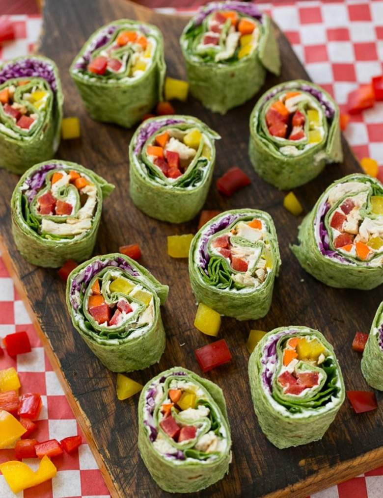 Healthy Snacks For A Party  Easy Super Bowl Recipes Top 10 Healthy Party Food Ideas