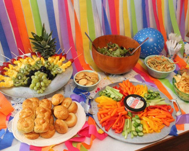 Healthy Snacks For A Party  Healthy Birthday Party Snacks