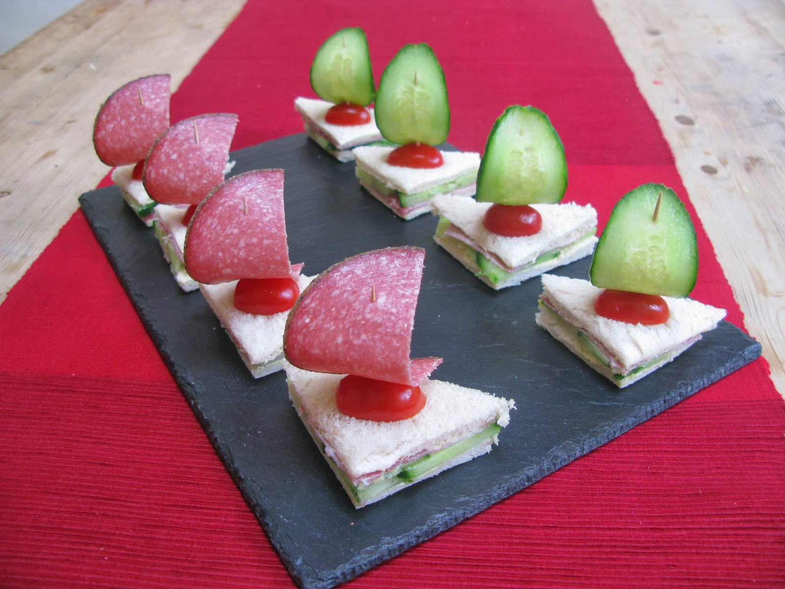 Healthy Snacks For A Party  Kids Parties Imagine Parteas Healthy party food