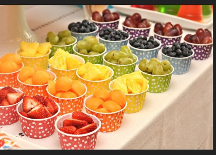 Healthy Snacks For A Party  birthday party food ideas Google Search