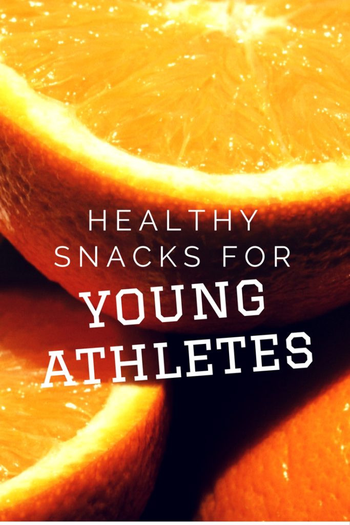 Healthy Snacks For Athletes  Healthy Snacks For Young Athletes Andrea Bai