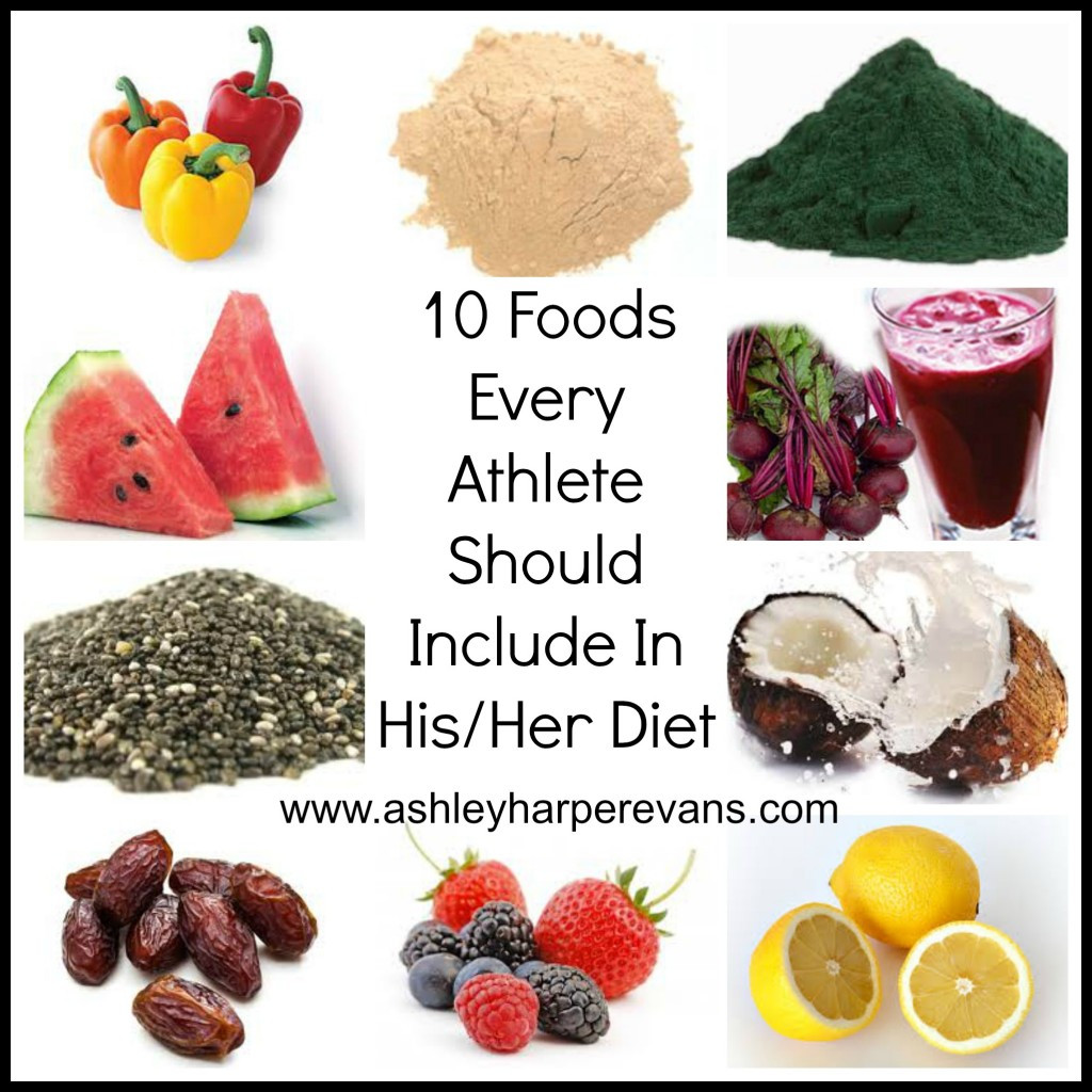 Healthy Snacks For Athletes  Wellness Wednesday Healthy Living Link Love