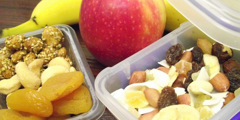 Healthy Snacks For Athletes  8 Healthy Snacks for Athletes on the Go