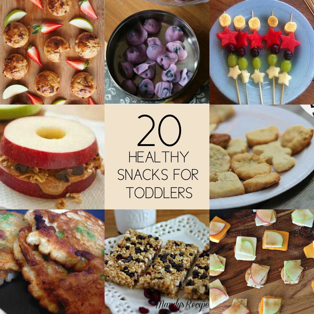 Healthy Snacks For Babies  Be Inspired