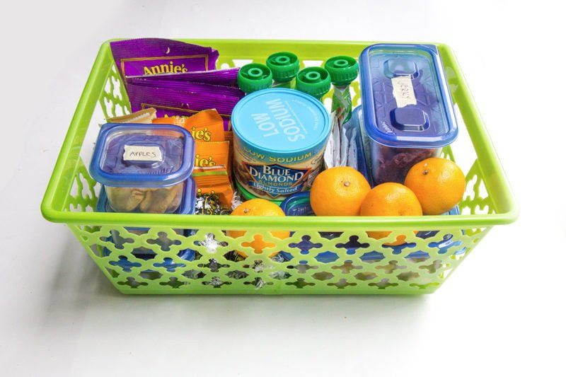Healthy Snacks For Car Trips  44 Healthy Road Trip Snack Ideas