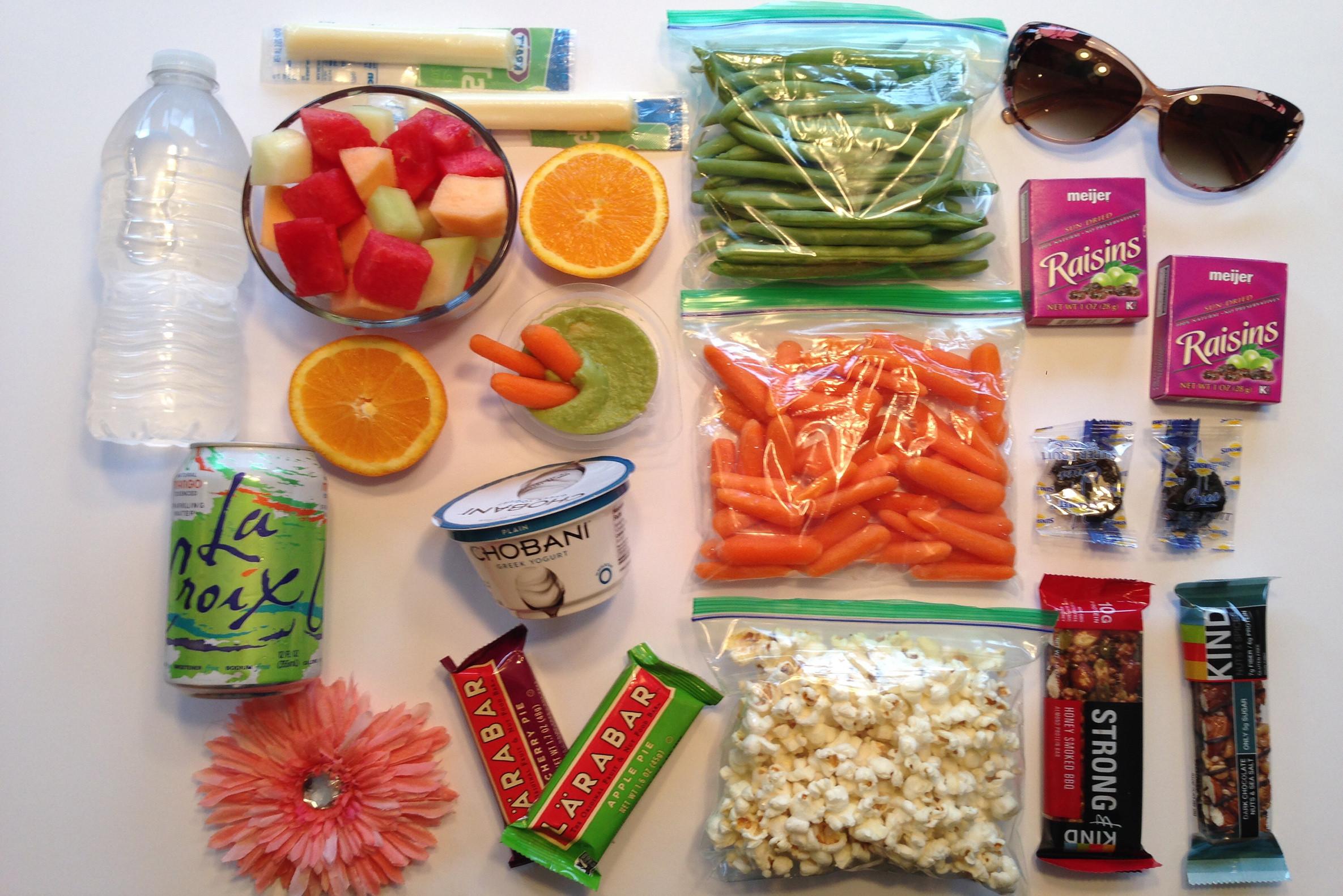 Healthy Snacks For Car Trips  Healthy Road Trip Snacks – Fit & Fresh