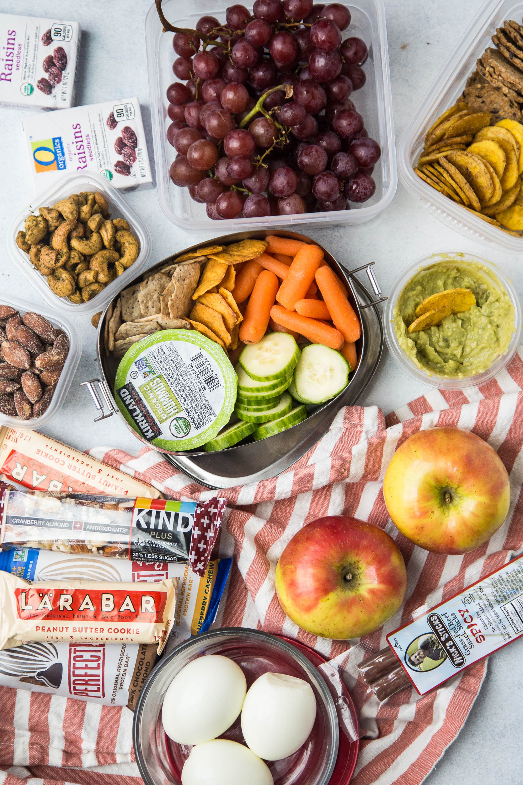 Healthy Snacks For Car Trips  Healthy Road Trip Snacks Perry s Plate