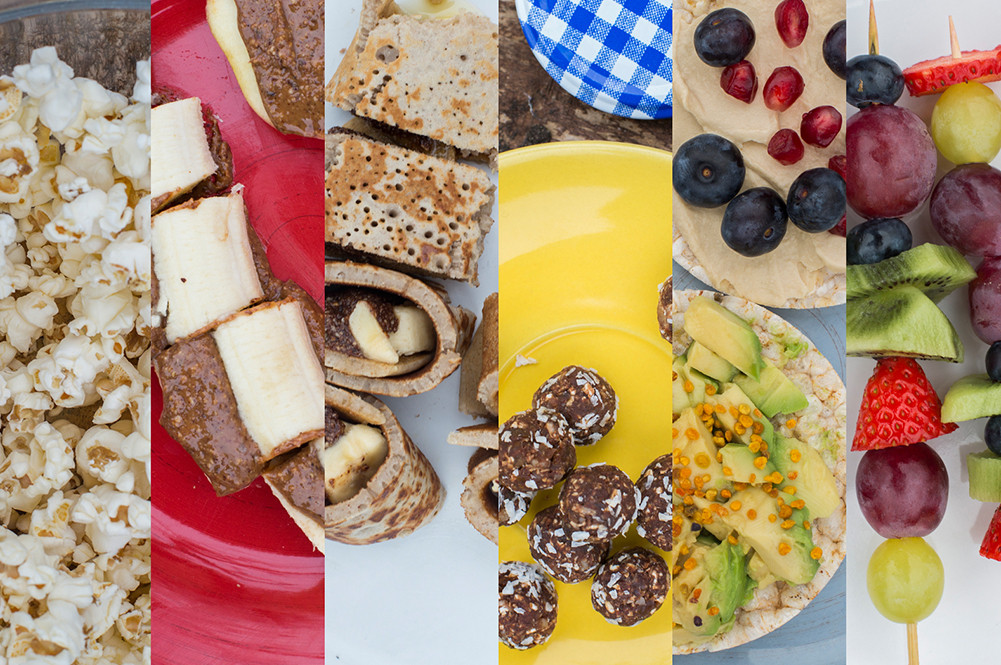 Healthy Snacks For Children  Healthy snacks for kids and their families Jamie