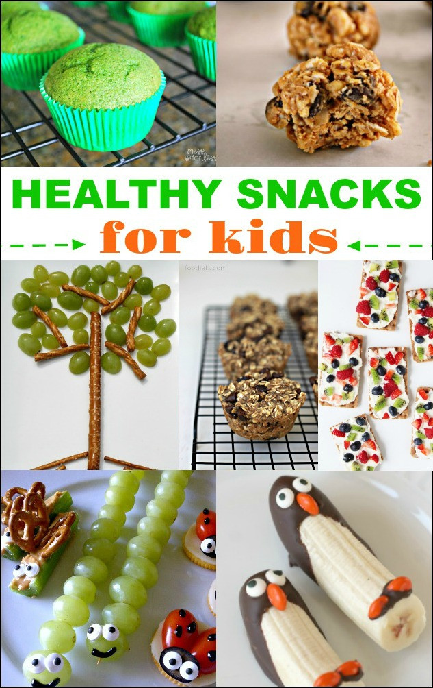 Healthy Snacks For Children  Healthy Snacks for Kids Mess for Less