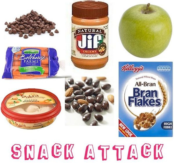 Healthy Snacks For College Dorm  Things We Pinned & Alumni Advice Dorm Room Essentials