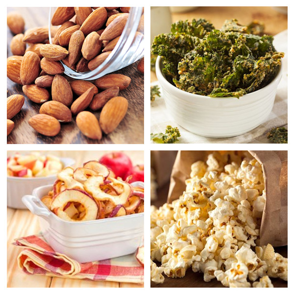Healthy Snacks For College Students  Healthy Snack Alternatives for College Students • Simply Zaspy