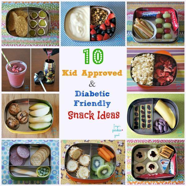 Healthy Snacks For Diabetics  25 best ideas about Diabetic snacks on Pinterest