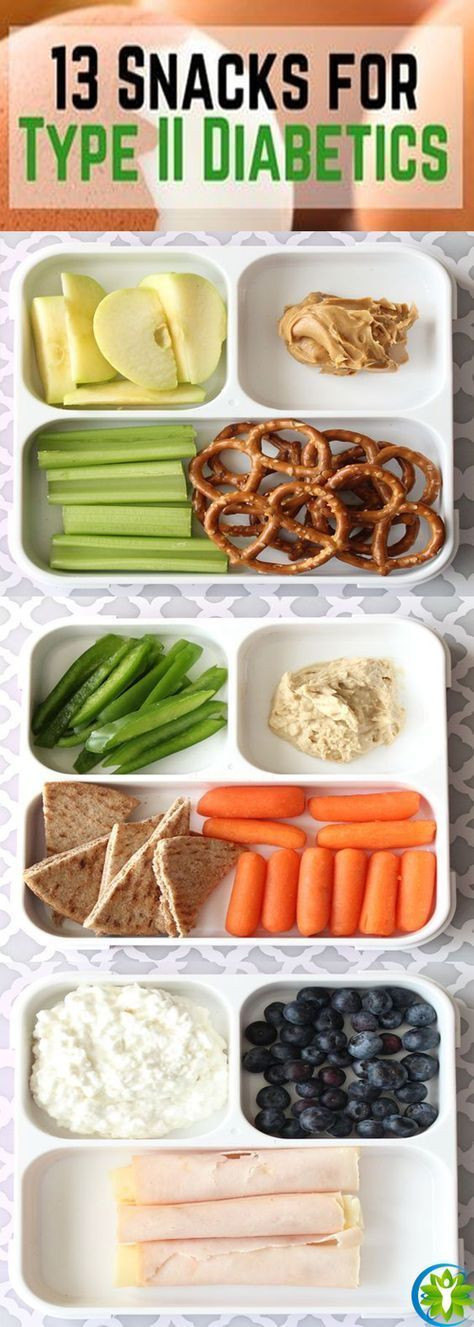 Healthy Snacks For Diabetics Type 2  You Suffer from Type 2 Diabetes Take a Look at the 13