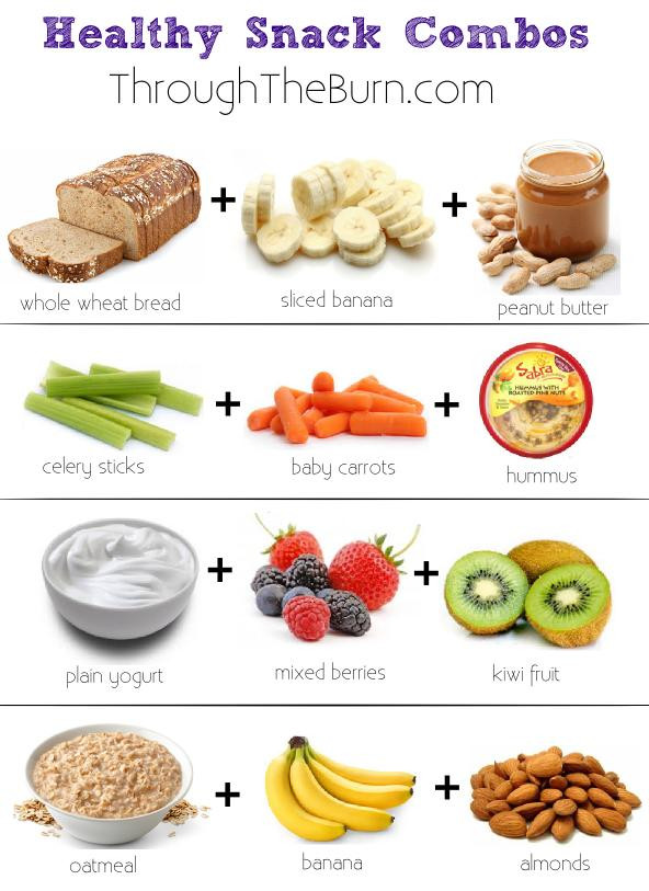 Healthy Snacks For Diet  Healthy Snack bos