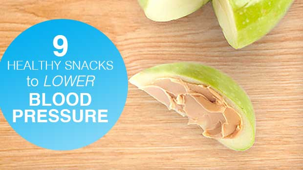 Healthy Snacks For High Blood Pressure  Lower Blood Pressure With These 9 Healthy Snacks