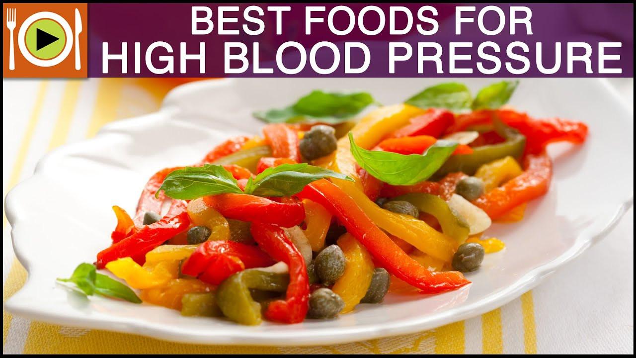 Healthy Snacks For High Blood Pressure  Best Foods for High Blood Pressure