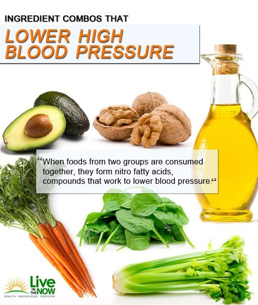 Healthy Snacks For High Blood Pressure  The Salad bination That Lowers Blood Pressure