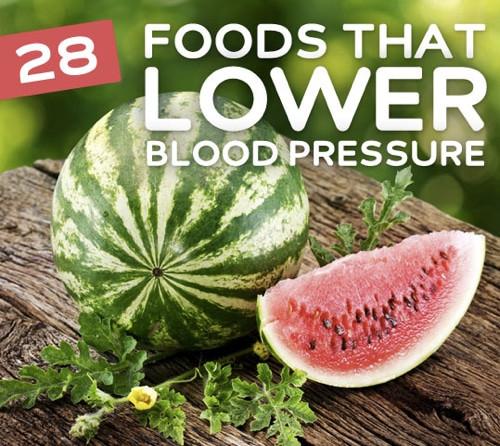 Healthy Snacks For High Blood Pressure  28 Foods That Help Lower Blood Pressure